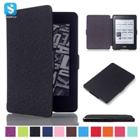 PU Leather Case for Amazon  Kindle Paperwhite 1/2/3