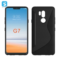 S Line TPU Case for LG G7 ThinQ