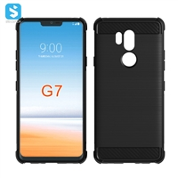 Brushed TPU Case for LG G7 ThinQ