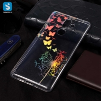 TPU bling series phone case for Nokia 7 plus