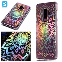 TPU bling series phone case for Samsung Galaxy S9 plus