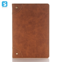 Book type front stand insert cards leather case for Huawei mediapad M5 Pro 10.8