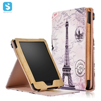 Frame front stand Printed case for Kobo clara HD