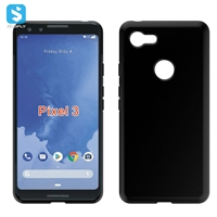 TPU Matte pudding phone case for Google Pixel 3
