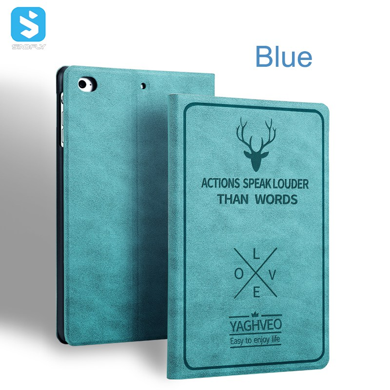 Universal Deer pattern case for iPad 9.7 2017/2018