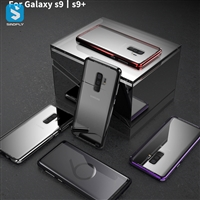 TPU + tempered glass back cover for Samsung Galaxy S9+/S9 Plus