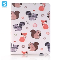 cartoon leather case for Samsung Galaxy Tab A 8.0 2017(T380/T385)