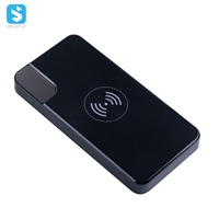 8000mah bank power wireless charger