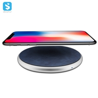wireless charger(leather)