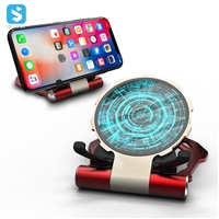 phone wireless charger with stand