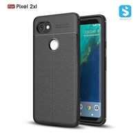 Litchi line TPU phone case for Google Pixel XL 2