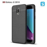 Litchi lines TPU phone case for Samsung Galaxy J3/J337A(2018)