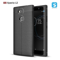 Litchi lines TPU phone case for SONY  Xperia L2