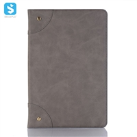 "retro PU leather case for SAMSUNG  Galaxy Tab S4(10.5"") /T830/T835"