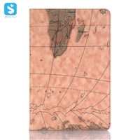 "Map PU leather case for SAMSUNG  Galaxy Tab S4(10.5"") /T830/T835"