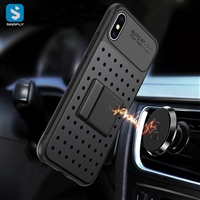 TPU PC phone case for iPhone X(S)