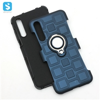 TPU PC Magnetic ring phone case for Huawei P20 Pro