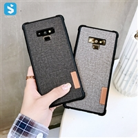 TPU PU shockproof phone case for Samsung Galaxy Note 9