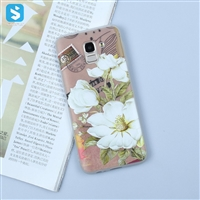 white Matte emboss TPU phone case for Samsung Galaxy J6 2018/J600F