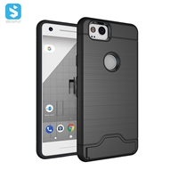 TPU PC phone case for Google Pixel 2