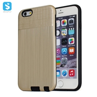 Brushed phone case for iPhone 6(S)