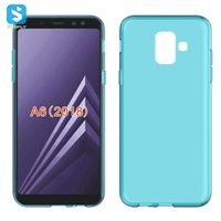Waterproof grain TPU phone case for Samsung Galaxy A6 /A600F (2018)