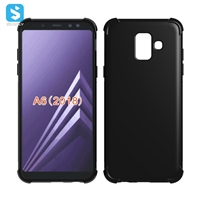 Alpha grain TPU phone case for Samsung Galaxy A6/A600F(2018)
