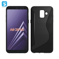 NS style TPU phone case for Samsung Galaxy A6/A600F(2018)