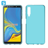 Waterproof grain TPU phone case for Samsung Galaxy  A7 2018 (A730F)