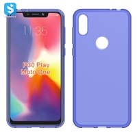 Pudding TPU phone case for Motorola P30 Paly