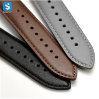 Genuine leather watchband for Huawei Watch