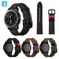 real leather watchband for Samsung Gear S3