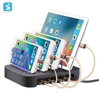 4USB Universal phone and tablet PC stand