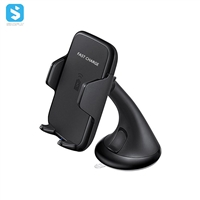 car holder wireless charger
