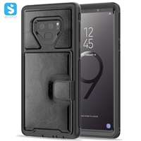TPU PU phone case for Samsung Galaxy Note 9