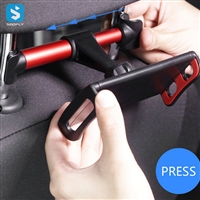 Vehicle-mounted phone holder