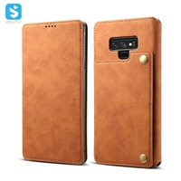 ultra-thin wallet PU leather for Samsung Galaxy Note 9
