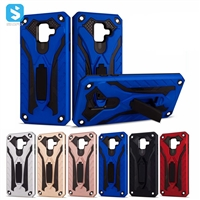 2 in 1 PC TPU phone case for Samsung Galaxy A6