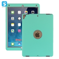 3 in 1 PC silicone case for iPad Pro 12.9 2017