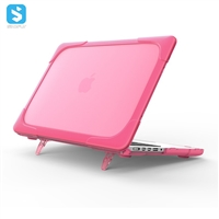 Plastic Case with stand for Macbook Pro 15 Retina