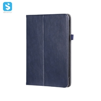 Imitation cow skin with hand strap PC case for ipad pro 11
