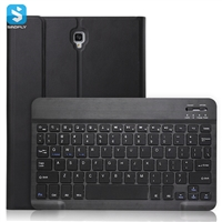 wireless keyboard with PU leather case for Samsung Galaxy Tab S4(10.5)/T830/T835