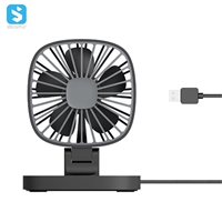 multifunction USB car fan
