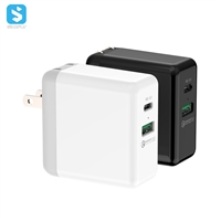 27W QC fast charger USA