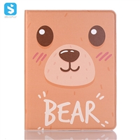 Cartoon leather case for ipad pro 11 2018