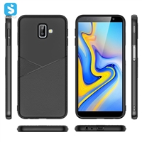 TPU leather case for Samsung Galaxy j6 Plus