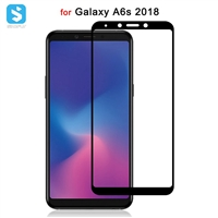 2.5D full cover screen protector for Samsung Galaxy A6s (2018)