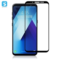 2.5D full cover screen protector for Samsung Galaxy A7 2018(A730F)