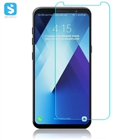2.5D tempered glass screen protector for Samsung Galaxy A7 2018(A730F)