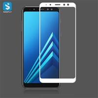 3D tempered glass screen protector for Samsung Galaxy A8 2018/A530F